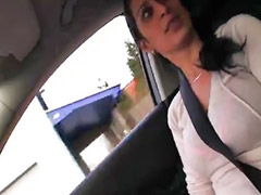 Car masturbation, Car blowjob, X se, Učí se, Public-masturbation, Public sex amateur