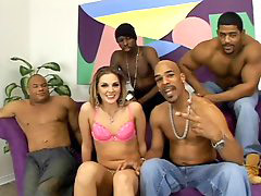 Gangbang, Attackers, Brianna love, Gang banged, Gangbang black, Blacks attack