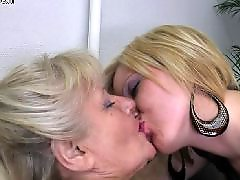 Young three, Young old lesbians, Young and old lesbian, Young and milf, Three milf, Milf and young lesbian