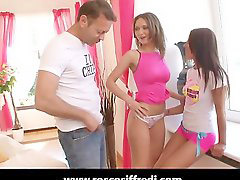 Threesome, Anal, Rocco