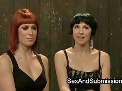 Lesbian anal, Lesbian strapon