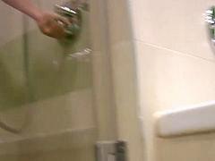 My shower, My gfs, My gf