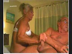 Webcam, Older, Webcam couple