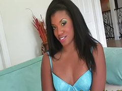Big ass, Interracial, Big tits, Masturbation