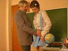 Schoolgirls abused, Molesting, French girl, Used by, Teachers french, Teacher schoolgirl