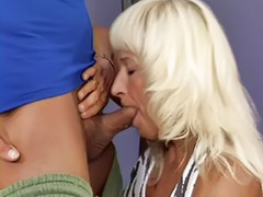 Mom, Gym, Asian gym, Mom sex, Mom asia, Old mature