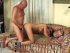 Sorprendida masturbandose, Pillado masturbandose