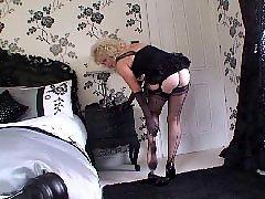Toy horny, Stockings british, Stockings milf, Stocking toys, Stocking dildo, Milf stocking
