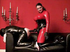 Latex, Strap on