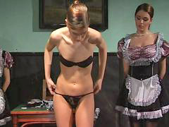 Punishment, Punish, Maid, Movie