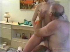Teen, Grandpa, Lesbian