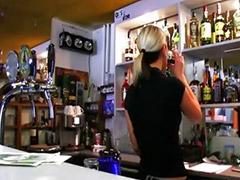 Busty ten, Lenka p, Busty couple, Bartenders, Bones, Bone