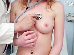 Gyno, Amina, On air, Speculum, Examin, X gyno
