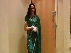 Indian, Hindi, Hindi audio, Aunty, Saree