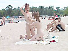 Nudist, Teen