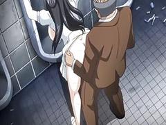 Toilet, Hentai