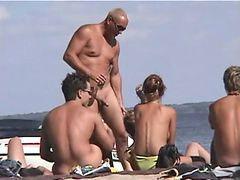 Plaj, Sahil plaj