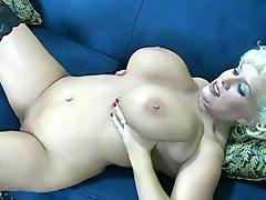 Milf, Big cock, Big, Black, Busty, Marie