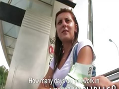 Czech girls, Czech pov, Paid sex, Czech public, Czech girl, Czech amateur couple