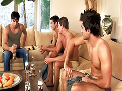 Group handjob, Max, Black gays, Gay black, Buddy, Handjob asian