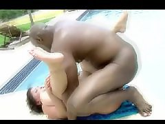 Tits interracial, Parker fuck, Pool fucking, Pool fuck, Outdoor interracial, Interracial tits