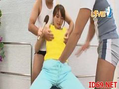 Japanese, Squirt, Squirting, 母 娘 av, Av鑑賞, Squirts