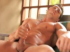 Hot muscular, Wank cum, Solo male wanking, Solo male cum, Solo male masturbating, Solo cum shots