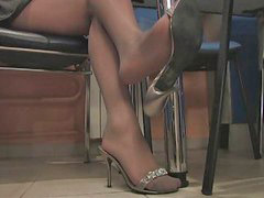 Pantyhose, Feet