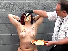 Messy food, Isabel dean, Humiliation bdsm, Foods, Fooding, Food messy