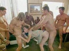 Gangbang, Gangbanged, Gangbangers, X mens, X men, Vs嵐