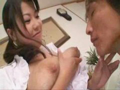 Lactating, Lactation, Japanese, Japan maid, Maid milk, Milk maids