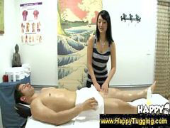 Naughty asian, Masseus, Asian masseuse, Asian jerk, Asian jerking, Jerk asian