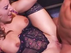 Julie, Robbins, Sex lingerie, Lingerie sex, Lingerie blowjobs, Lingerie anal