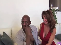 Big tit milf, Milf interracial, Big threesome, Milf threesome, Interracial, milf, Interracial threesome