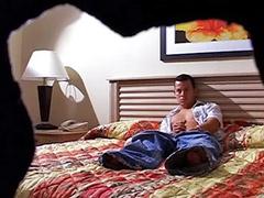 Masturbates bed, Spycam, Spycams, Wank guy, Masturbation guy, Wanking guy