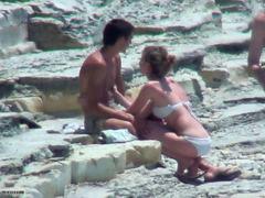 Strand schüchtern, Schüchtern