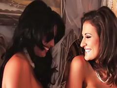 Lesbian, Lesbian friends, Meetting, Meeting, Lesbian meeting, Eva k