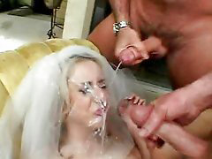 Gangbang, Kelly wells, Bride
