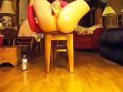 Big ass amateur, Anal bareback, Amateur anal gay, Big ass anal, High heels, Amateur gay