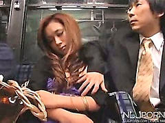 Bus, Sleeping, Bus sex, Videos, Japanese