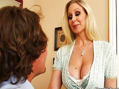 Julia ann, Julia, Cocaine