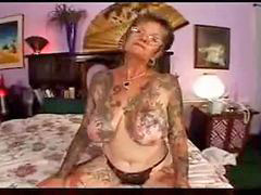 سکس با مادر بزرگ