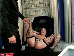 Stealing punishment, Steale, Her boss, Boss punish, Boss and, Punish her