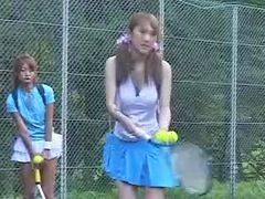 Tennis, Tenn girl, Teache, Seduced girl, Nudies, Mőm teach