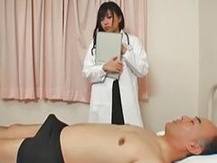 Asian, Japanese, Doctor, Nurse