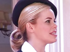 Rhodes, Big ass blonde, Alicia rhodes, Alicia, Uniform, Uniformalı