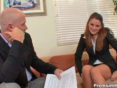 Allie haze, Allie, Haze, Interviewer, Hazing, Haze allie