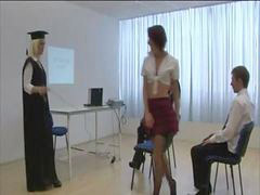 Student, Lesson, Taught, Milie, Humiliate, Student 同志