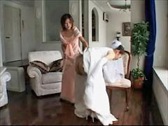 Spanking, Dress, Wedding