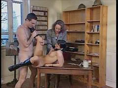 Teacher threesome, Threesome teacher, Position, Positions, Threesome, Teacher